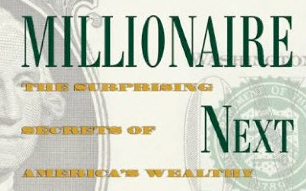 the millionaire next door de thomas j  stanley et william